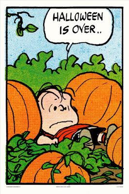 Peanuts Halloween Screen Prints by Charles Schulz x Mondo
