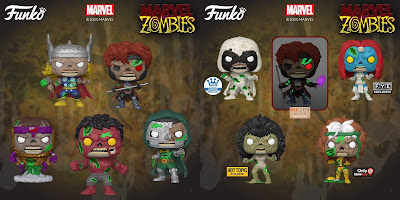 Marvel Zombies Pop! Vinyl Figures Series 2 by Funko