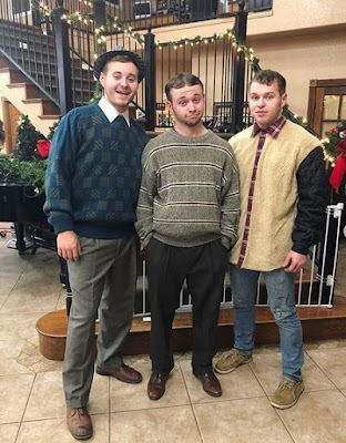 Jedidiah Duggar, Jason Duggar, Jeremiah Duggar