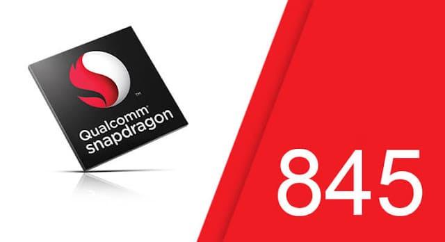 معالج  Snapdragon 845