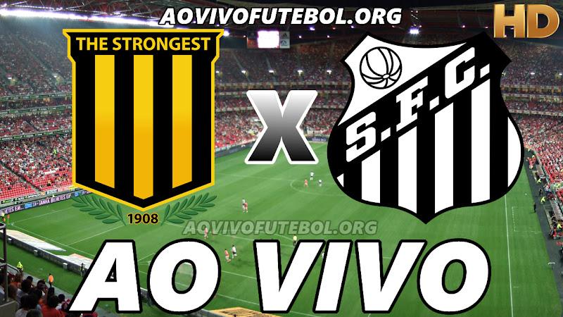 Assistir The Strongest vs Santos Ao Vivo HD