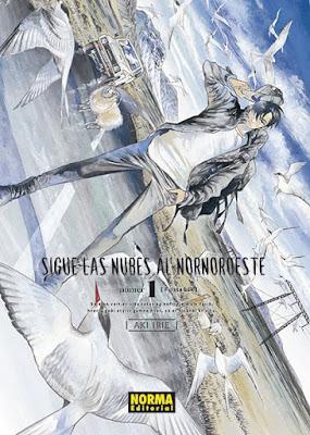 Manga: Review de Sigue las nubes al nornoroeste Vol 1 de Aki Irie - Norma Editorial