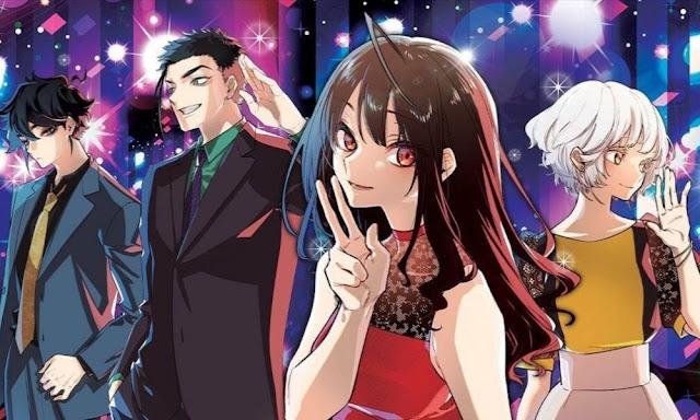 Shiro Usazaki, ilustradora de Act-Age comentó sobre la cancelación del manga