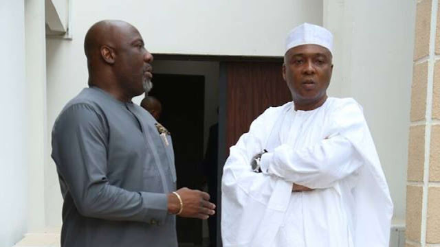 Image result for Senate to investigate Saraki, Melaye over 'fake Customs paper, certificate'
