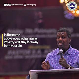 Open Heaven E. Adeboye rccg