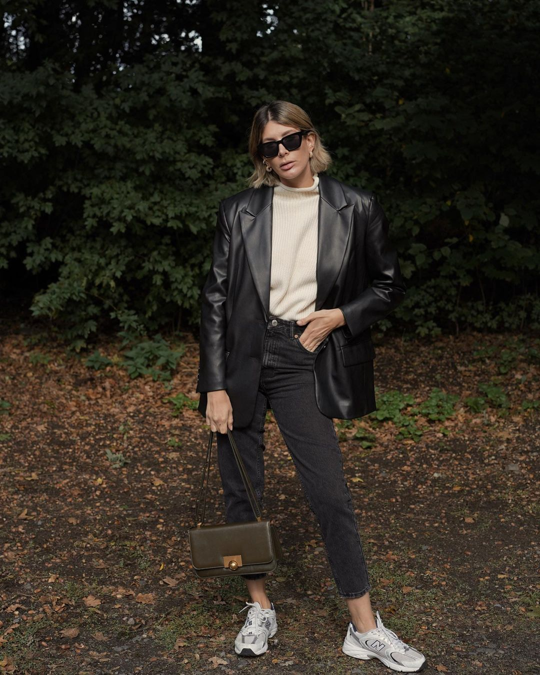 If You Buy One Piece for Fall, Make it a Pair of Black Jeans