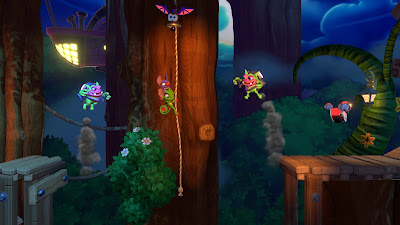Yooka Laylee And The Impossible Lair Game Screenshot 5