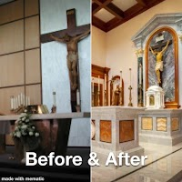 The Renovation of the Chapel of a Carmelite Monastery in Michigan