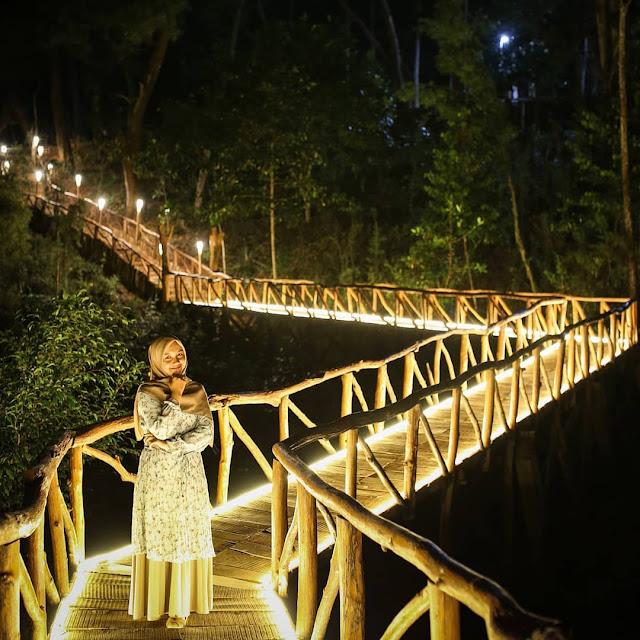 Seribu Batu Songgo Langit Dlingo Bantul Yogyakarta
