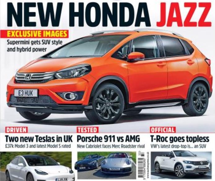 2020 - [Honda] Jazz IV - Page 2 45