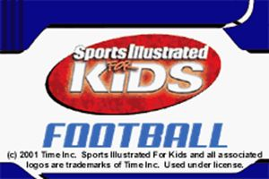 Sports Illustrated for Kids Football GBA Rom - Download ...