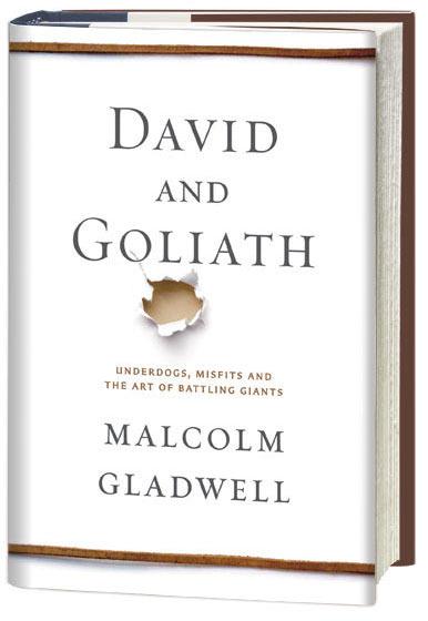 a critique of malcolm gladwells book david and goliath
