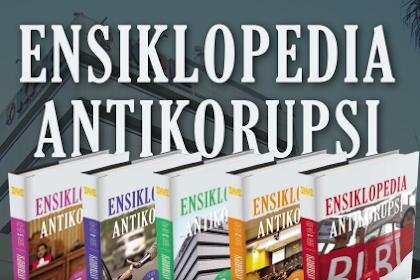 Jual Buku Ensiklopedia Antikorupsi