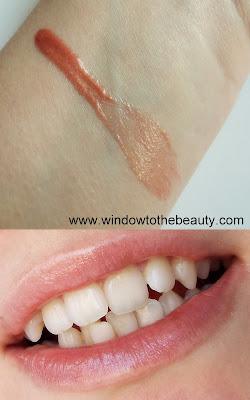 Fenty lip gloss swatches