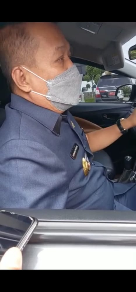 Inspektorat Tubaba Beri Sinyal Terkait Korupsi DD Kepalou Tiyuh Mekarsari Jaya Bersama Istrinya