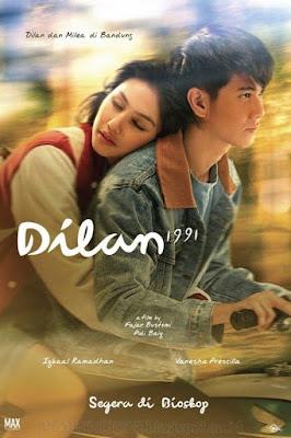 Sinopsis film Dilan 1991 (2019)