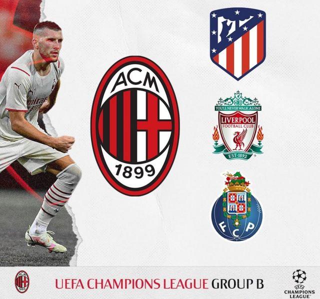 Hasil Drawing Liga Champions-IGacmilan