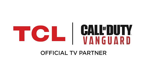 TCL é o parceiro oficial do Call of Duty®: Vanguard