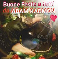 Buone Feste da Adam Kadmon a tutti i lettori