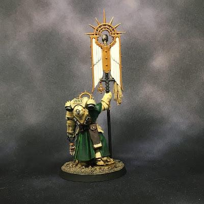 Dark Angels Indomitus Deathwing Ancient
