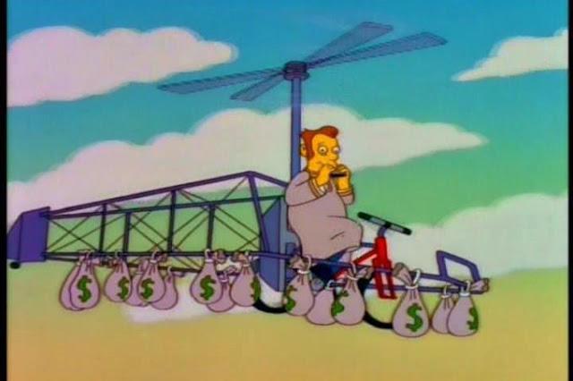 Viñeta Los Simpson
