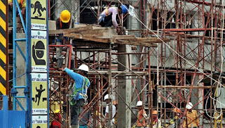 konstruksi bangunan rumah tinggal 2 lantai
