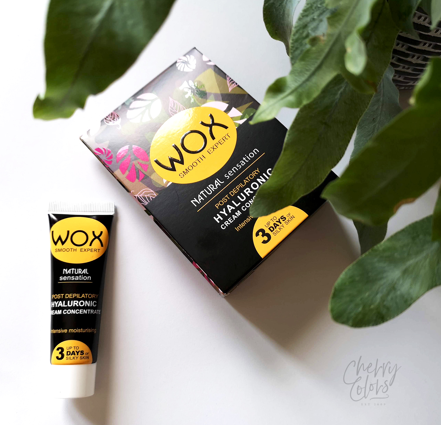 WOX Intensely Hydrating Concentrate After Depilation