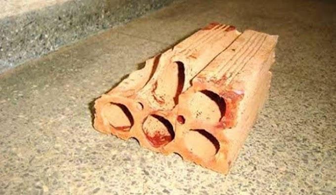 Em briga homem da tijolada em outro por ciumes em Toledo