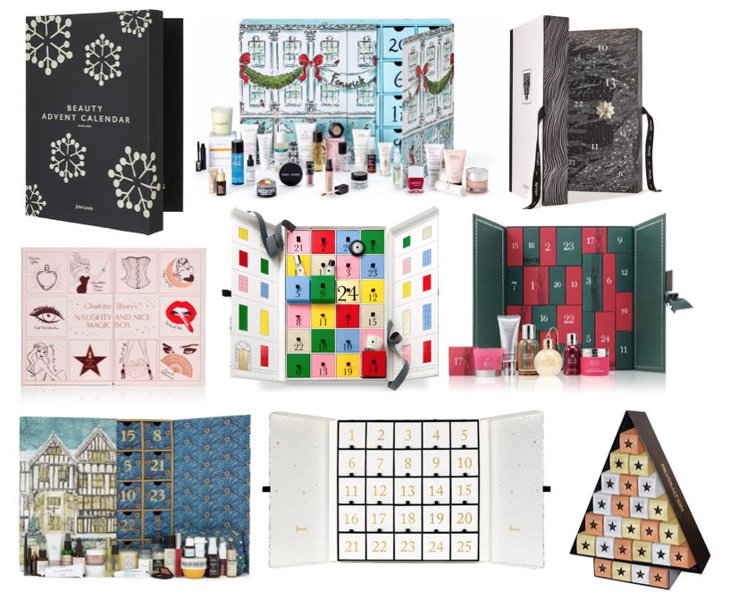 Beauty Advent Calendars 2017
