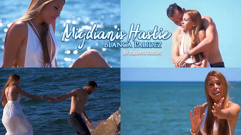 Migdianis Hastie - ¨Blanca palidez¨ - Videoclip - Dirección: Dagoberto González. Portal del Vídeo Clip Cubano