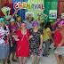 Idosos brincam o Carnaval em São João da Canabrava