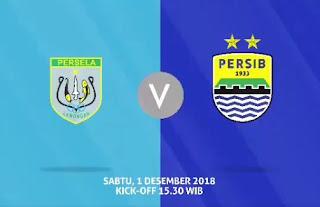 Susunan Pemain Persela Lamongan vs Persib Bandung