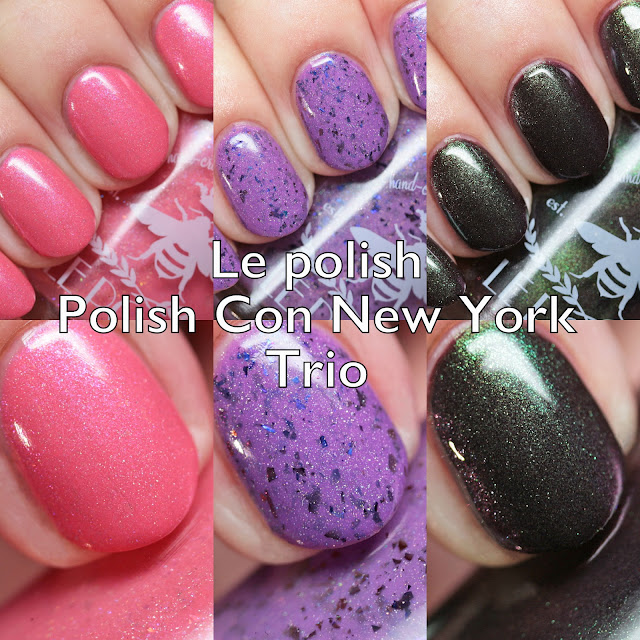 Le polish Polish Con New York Trio