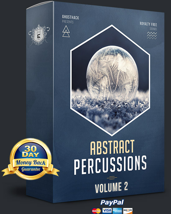 Abstract Percussions Volume 2[Ghosthack[Sound Effects]