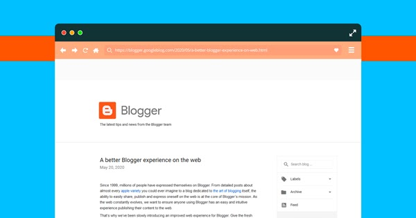 Quick Tip: How to Edit the html in the New Blogger Dashboard