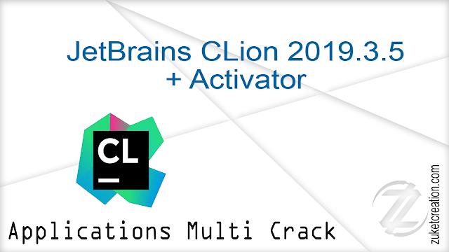JetBrains CLion 2019.3.5 + Activator