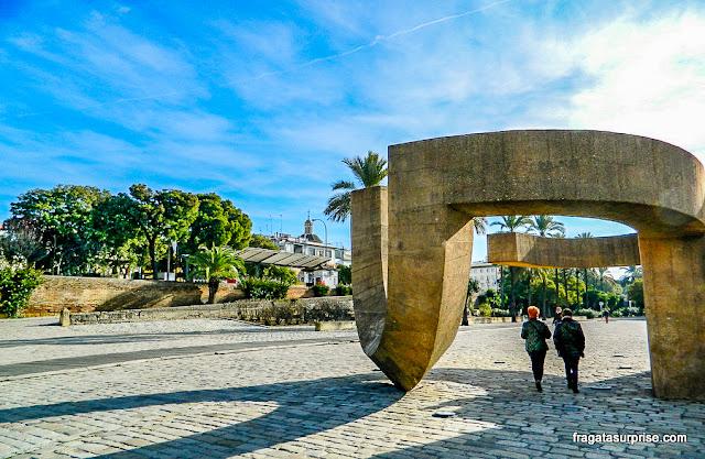Paseo de Colón, Sevilha