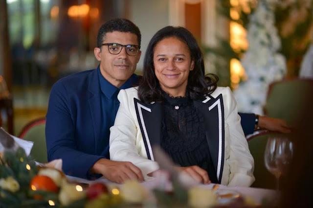Sindika | Mundo da arte recusa virar as costas ao marido de Isabel dos Santos