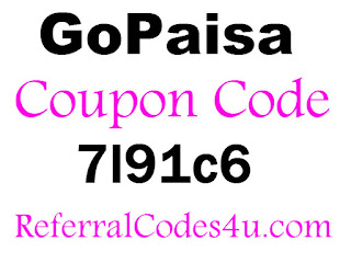 GoPaisa Coupon Code February, GoPaisa Referral Code March, GoPaisa Promo Code April