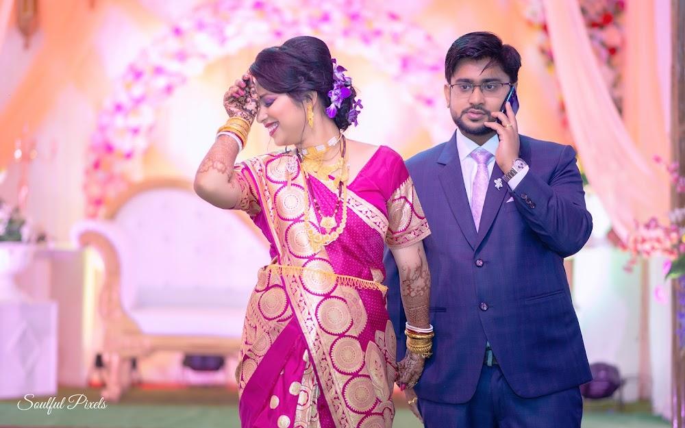Bengali Wedding Reception