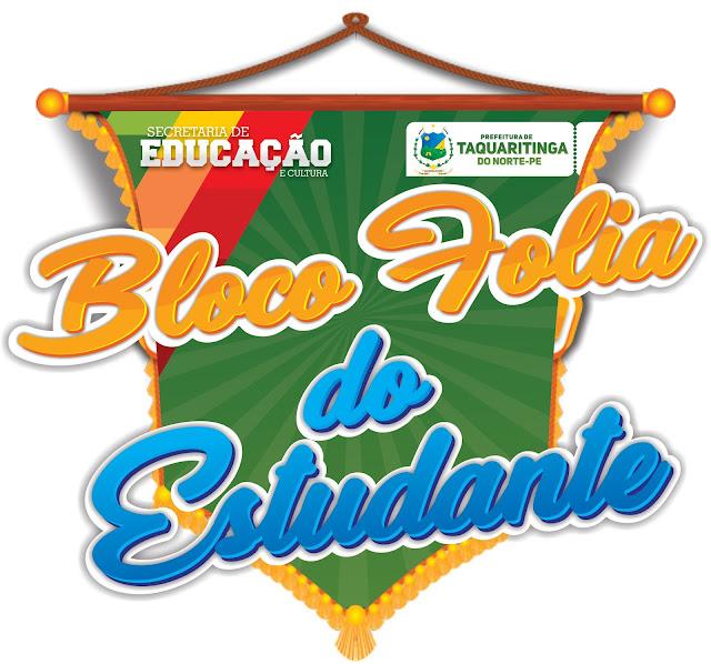 Resultado de imagem para bloco folia do estudante taquaritinga do norte