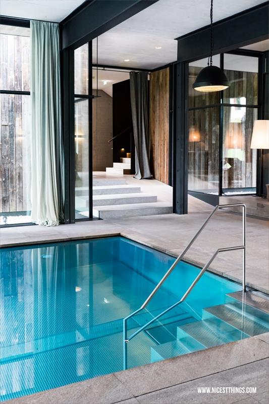 Wiesergut Pool Spa Saune Edelstahlpool