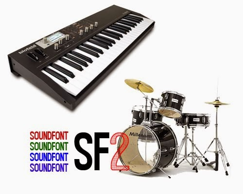 Free SF2 ( SoundFont )