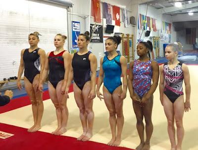 Pacific Rim 2016 Biles Makes Olympic Year Debut Arabian