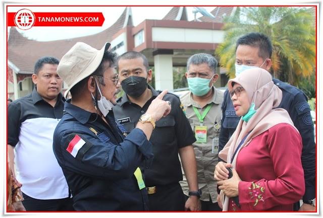 SYL Kunjungi Balitbu, Wagub Audy Katakan Sektor Pertanian Tulang Punggung Sumbar