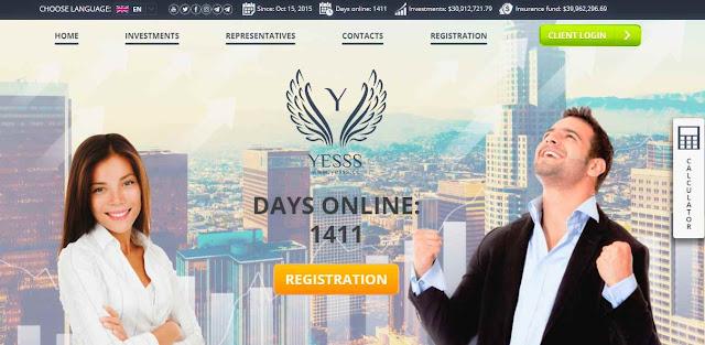 Yesss Capital LTD - отзывы о инвестиционном проекте