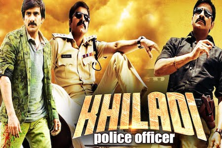 Khiladi Police Officer 2016 Hindi Dubbed 360p WEBRip – 400mb