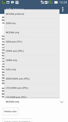 Kunci Sinyal 3G Samsung Galaxy Prime Duos Yang Benar