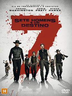 Sete Homens e Um Destino - BDRip Dual Áudio