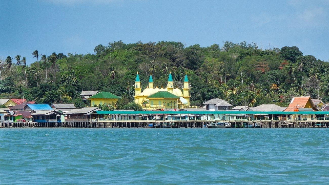 Pulau Penyengat, Pusat Adat dan Kebudayaan Melayu